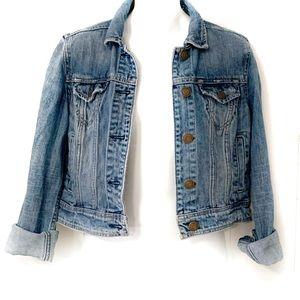 American Eagle jean jacket small